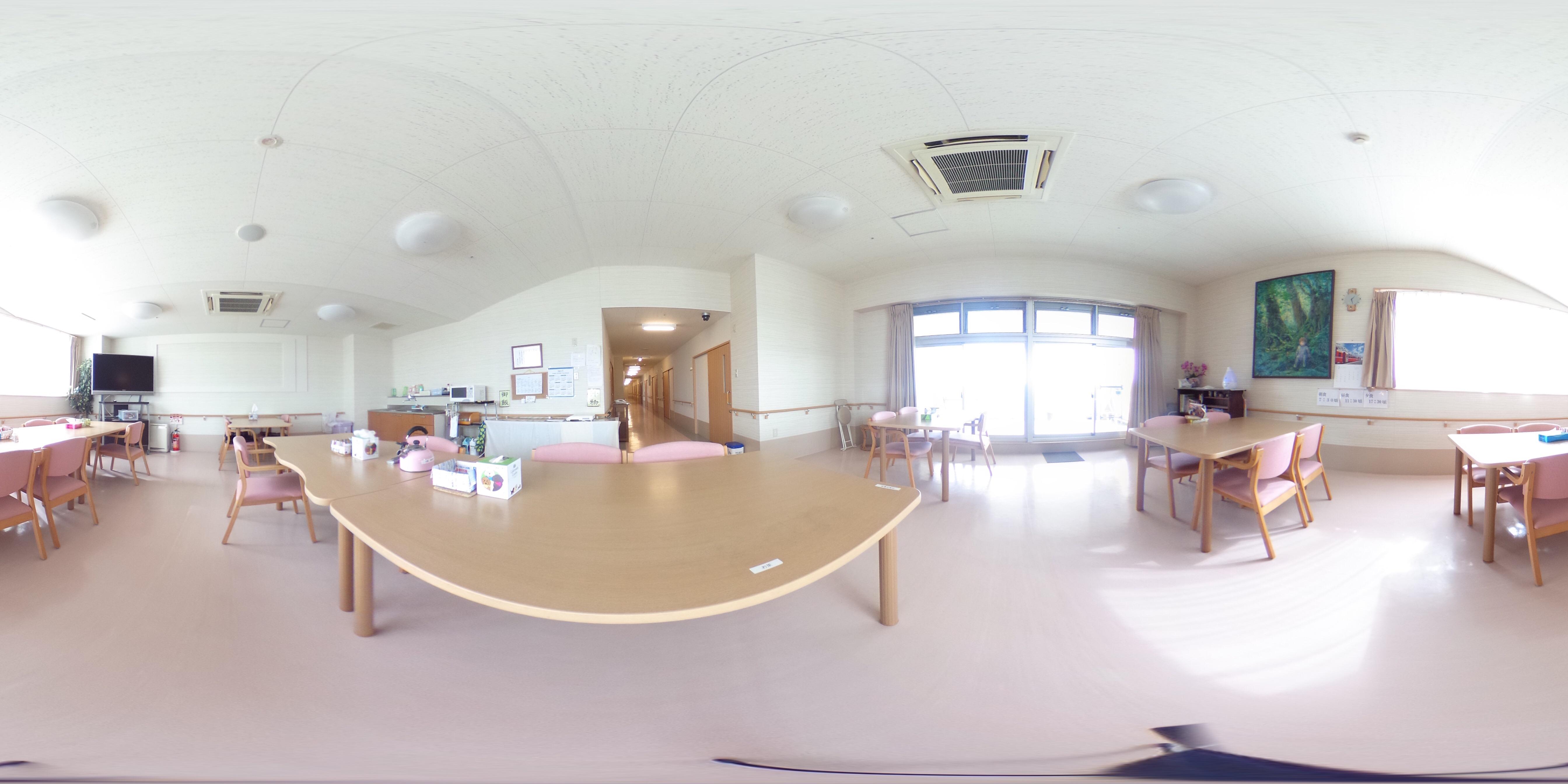 陽だまりの庄松阪 食堂